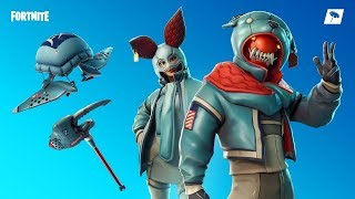 🔴PSN $10 is back 'NEW' Skin Flapjackie and Growler / Fortnite 880 ' wins / Pakistan / Inde
