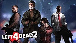 Left 4 Dead 2 — ЗОМБИ ПРУТ ИЗ ВСЕХ ЩЕЛЕЙ!