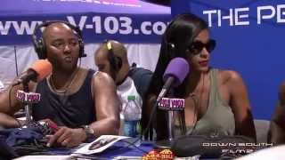 Lost Footage: V-103 ATL and Love Hip Hop ATL
