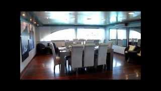 Ocean Spray Galapagos Islands Ship