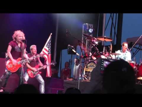 Night Ranger 8/21/13: 13 - (You Can Still) Rock in America - Dutchess Co. Fair, Rhinebeck, NY