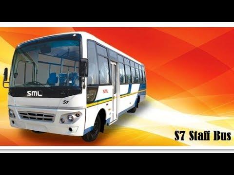 SML ISUZU - S7 Staff Bus