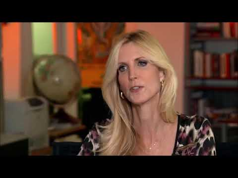 Ann Coulter on Her Feud with President Trump