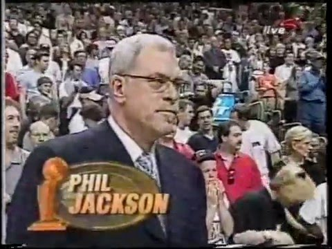 2001 NBA finals game 3 Los Angeles Lakers-Philadelphia 76ers