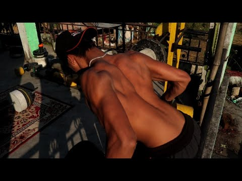 PULL DAY | ( Back, Bicep & Trap ) Workout | ANISH FITNESS