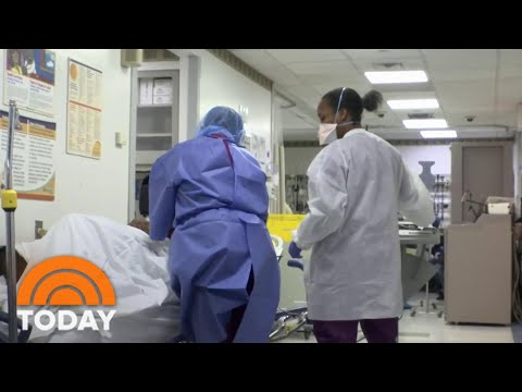 NY Hospitals Face Growing Crisis as Coronavirus Deaths in US Reach 1,200 | TODAY