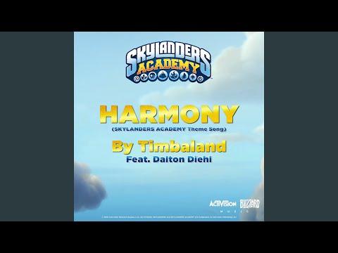 Harmony From Skylanders Academy