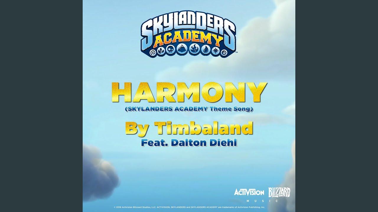 Harmony (From 'Skylanders Academy')