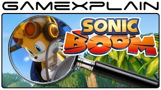 Sonic Boom - Trailer Analysis 2 (Secrets & Hidden Details + Your Ideas!)