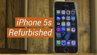 видео Обзор iphone 5s из китая