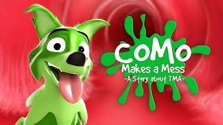 Como Makes a Mess: A Story about TMA | Cincinnati Children's