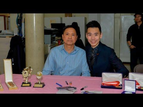 Quang Lam TV - Nam Nguyen Road To 2018 Olympics