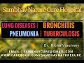Lung diseases | Bronchitis | Pneumonia | Tuberculosis (TB) Treatment Acupuncture Home Remedies Video