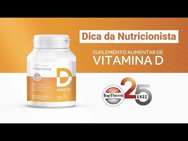 DICA DA NUTRICIONISTA – VITAMINA D