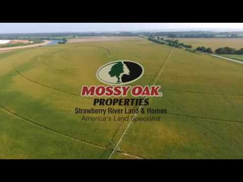 Row Crop Farm Land For Sale In Independence Co, Arkansas, White River Bottoms, 300 +/- Acres