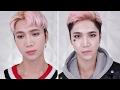 Valentine's / Anti-Valentine's Day Makeup - Edward Avila