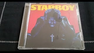 The Weeknd : Starboy - CD Unboxing