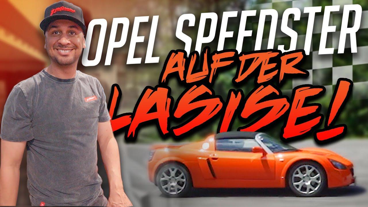 JP Performance - Opel Speedster auf der LaSiSe