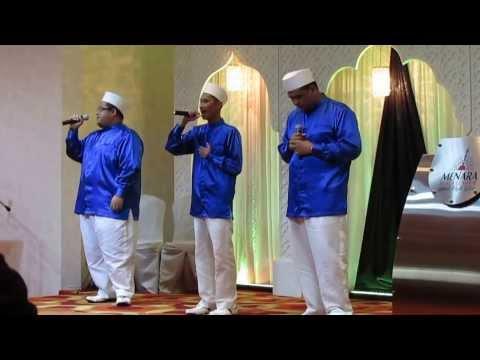 (LIVE) Selawat Kita Semua by Al-Manna