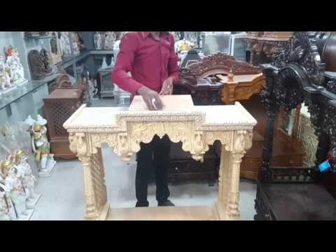 Wooden Temple Assembly