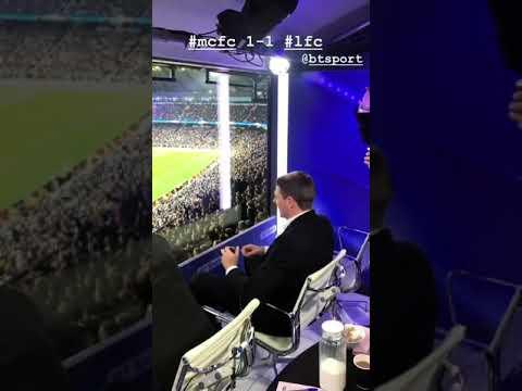 Rio Ferdinand & Steven Gerrard react to Manchester City 1-2 Liverpool