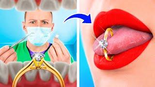 لو اهلى اطباء اسنان ! 11 موقف مضحك