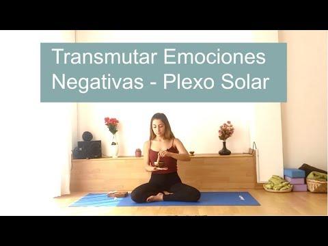 Plexo Solar - Meditación para transmutar las Emociones Negativas - Sonidoterapia