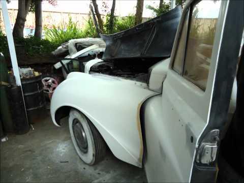 Miami Limos Princess1956 Restoration