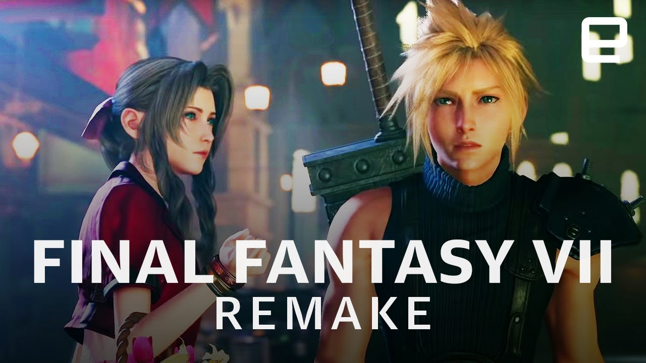 Final Fantasy VII Remake review: A gamble that paid off - Engadget