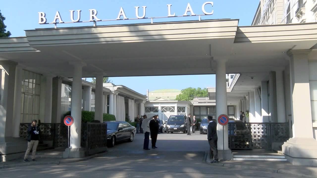 In diesem Luxushotel wurden die Fifa-Funktionäre verhaftet - Fifa - Zurich - arrest - officials
