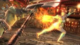 soul calibur 5 lexia yan nouvelle combattante et fille de xianghua