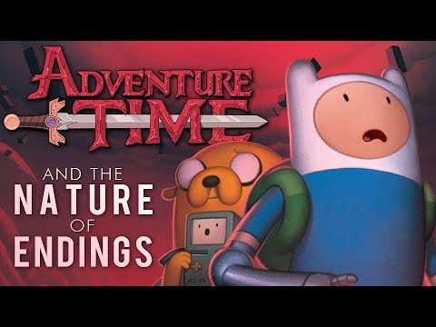 Adventure Time and the Nature of Endings | Lessons Animation Taught Us