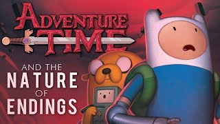 Adventure Time and the Nature of Endings | Lessons Animation...