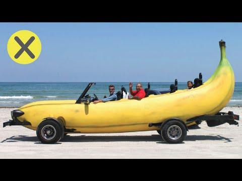 10 Autos Más Extraños Del Mundo Youtube