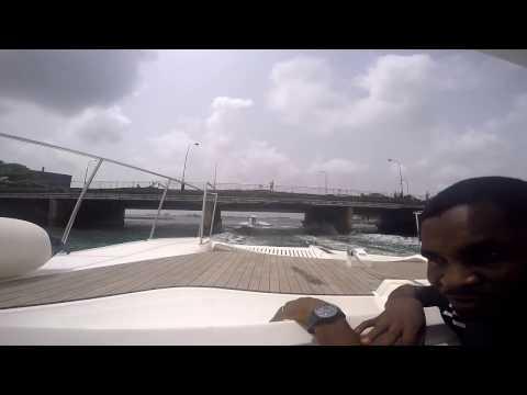 Nigeria, Lagos - Tarkwa bay 2016