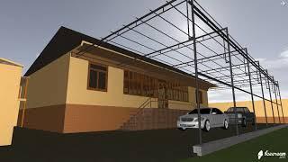 проект узбекский дом