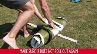 How-to pack up your SUP