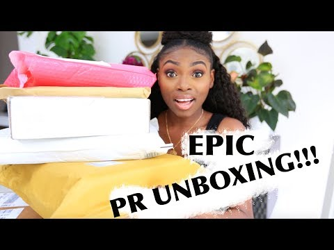 WTF HAVE I BEEN SENT? MY MOST EPIC UNBOXING YET - THE QUEEN EDITION!
