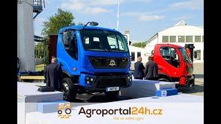 Agroportal24h.cz TRIP 08 - Nová AVIA INITIA se představuje