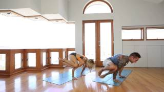 Chair Pose Yoga Flow with Kino Yoga & Dylan Werner