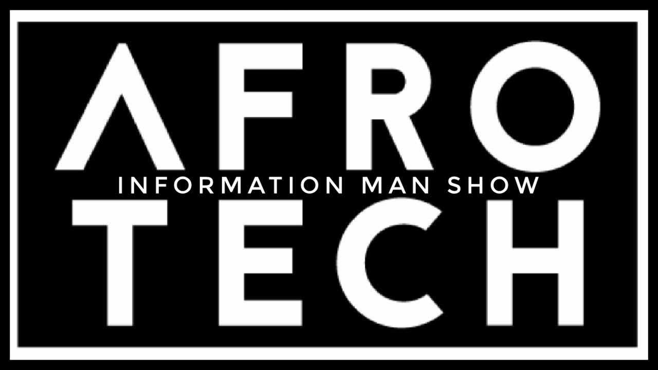 Conversation On AfroTech What Is It ?  Blacks in Tech