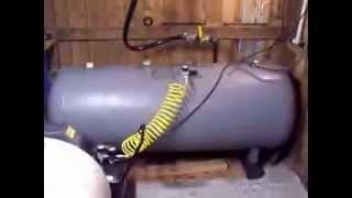 Make Diesel Fuel From WMO Waste Motor Oil. Black Diesel Processor