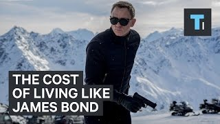 Cost of James Bond