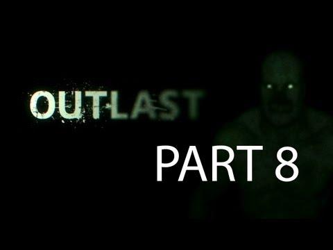 Outlast Walkthrough Part 8 Let's Play Full...