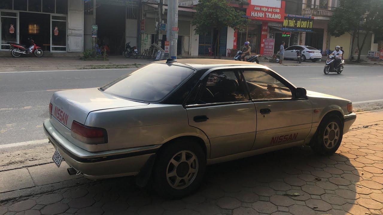 Nissan bluberd bản spost nhập lh 0987058086