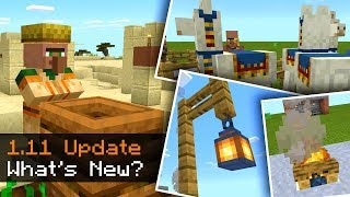 What's New in Minecraft Pe 1.11.0.1 in Minecraft PE | in Hindi | BlackClue Gaming