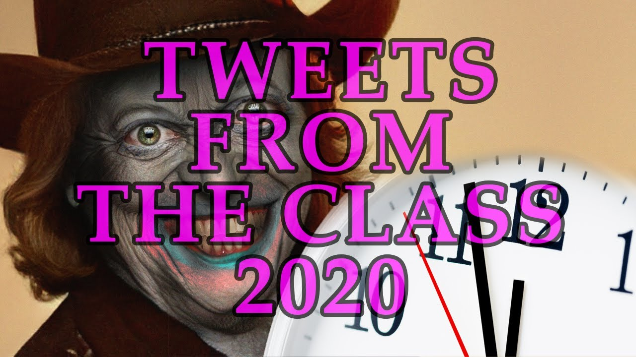 "Tweets From the Class 2020: ""Tangent"""