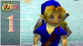 The Legend Of Zelda Majora's Mask Randomizer Episode 1 Best Place Ever