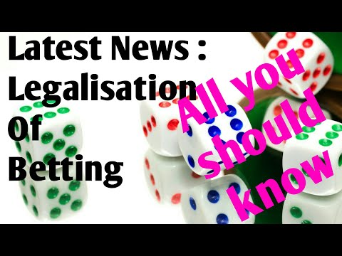Is Betting legal In India?||  Law Commison Of India Suggested Legalising || Consequences