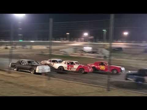 Cardinal Speedway imca hobby stock main race